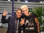 Pedro Lima e Luana Camarah querem tocar corações na semifinal do The Voice