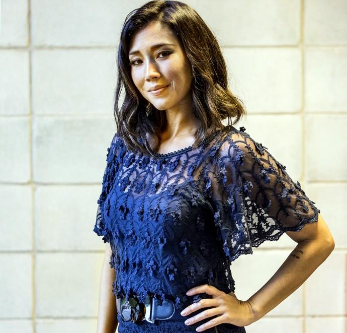 Dani Suzuki (Foto: Aline Massuca/TV Globo)