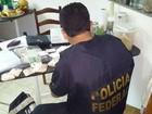 PF faz operação para combater tráfico de drogas em três estados brasileiros