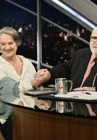 Jô Soares homenageia Domingos Montagner e entrevista Selma Egrei