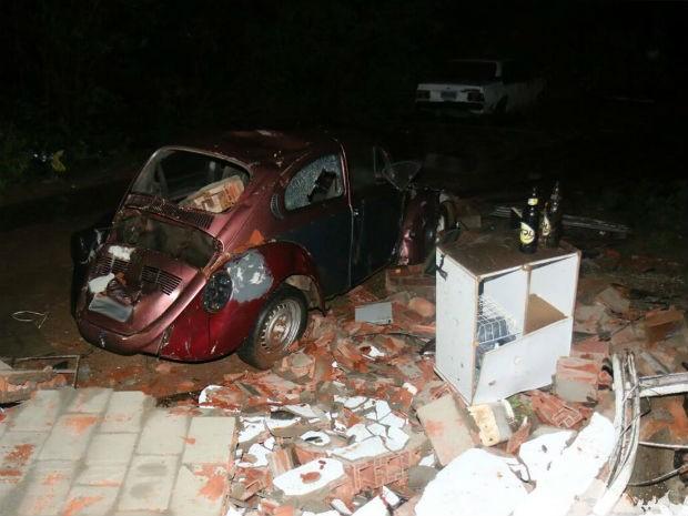 Prefeitura de Itupeva decreta estado de emergência após vendaval (Foto: Prefeitura de Itupeva/Divulgação)