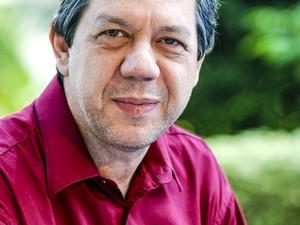 Professor Pasquale estará em Piracicaba no Sesc e Teatro do Engenho (Foto: Luciano Piva)