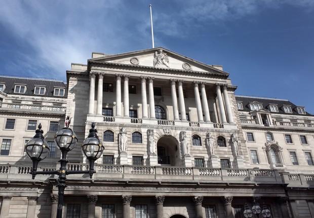 Banco da Inglaterra (Foto: Andy Rain/EPA/Getty Images)