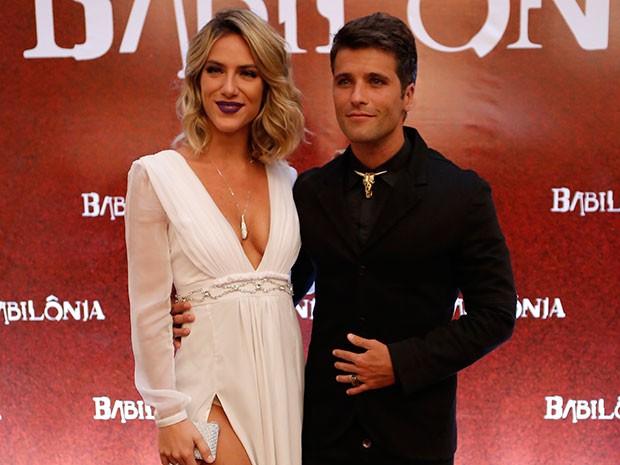 Bruno Gagliasso e Giovanna Ewbank  (Foto: Fábio Rocha / Gshow)
