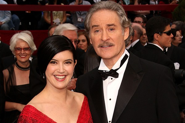 Phoebe Cates e Kevin Kline (Foto: Getty Images)