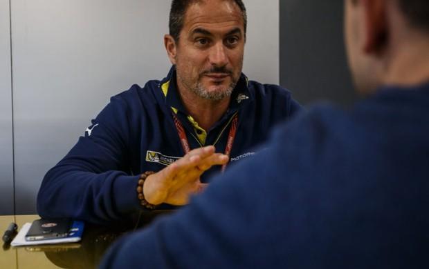 """BLOG: MotoGP - Piero Taramasso (Michelin): """"que falem de conspirações é uma lenda, algo impossível"""". Entrevista para Alex López-Rey, de motorbike magazine..."""