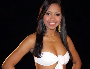 michelle belarmina, candidata musa do vitória (Foto: Eric Luis Carvalho)