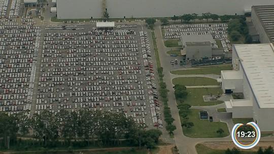 Após três dias, Volkswagen retoma produção na planta em Taubaté