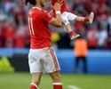 "Lateral do Cardiff, Fábio nega surpresa com Gales na Euro: ""Chegar longe"""
