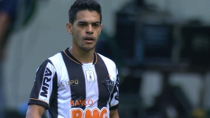 Josué, volante do Atlético-MG (Foto: Reprodução / Premiere FC)