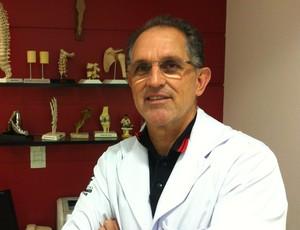 Ortopedista, Daniel Barros Pereira, Herrera (Foto: Gullit Pacielle)