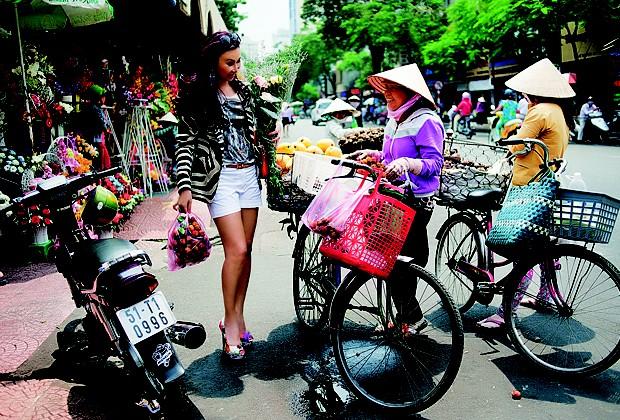 A empresária Hana Dang (Foto: Nana Chen)