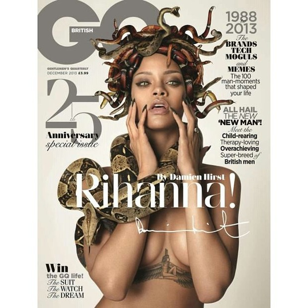 Rihanna (Foto: Instagram / Reprodução)