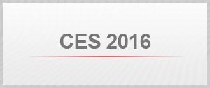 selo CES 2016 (Foto: Editoria de arte/G1)