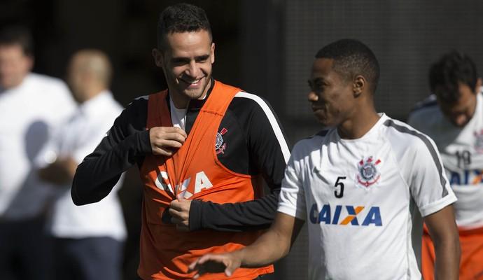Renato Augusto Elias Corinthians (Foto: Daniel Augusto Jr. / Agência Corinthians)