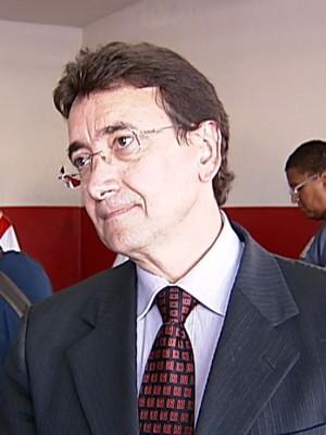 Leomar Naves vice-presidente Uberaba Sport (Foto: Reprodução/TV Integração)