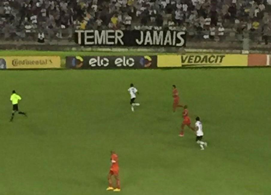 BLOG: FORA, TEMER JAMAIS!