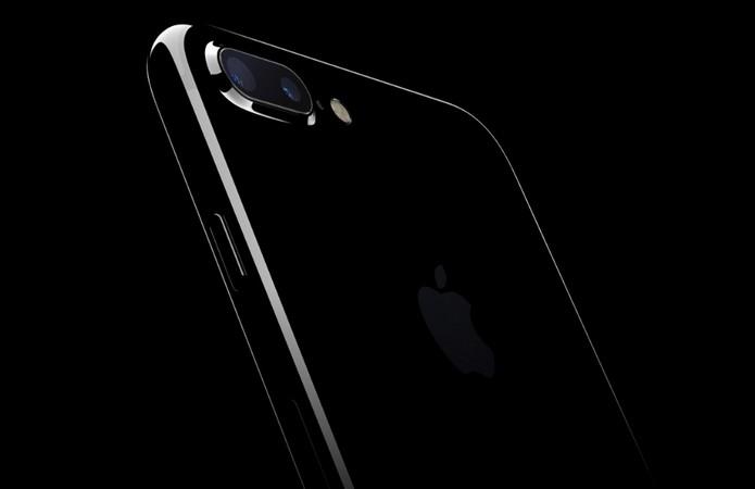 iPhone 7 Plus tem duas câmeras de 12 megapixels (Foto: Divulgação/Apple)