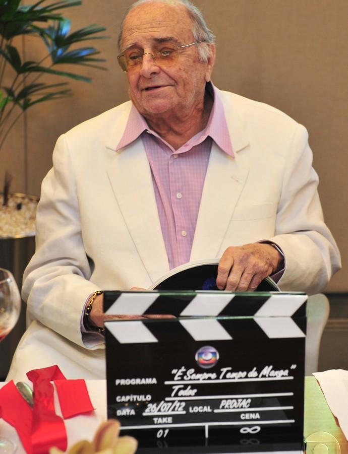 Carlos Manga (Foto: CEDOC/TV Globo)