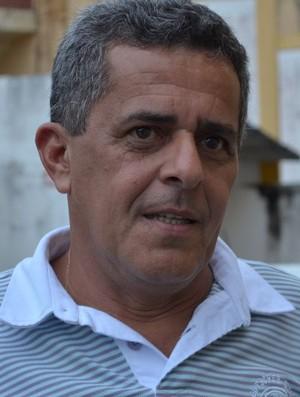 Ernando Rodrigues, presidente do River Plate (Foto: Felipe Martins/GLOBOESPORTE.COM)