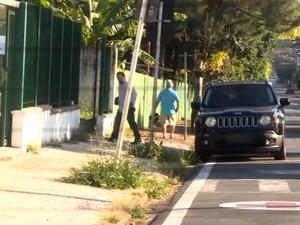 Médico se desloca várias vezes durante a manhã para estar presente em empregos em Americana e Santa Bárbara (Foto: Reprodução / EPTV)