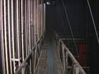 Bombeiros constatam que teatro do CIC não precisa de interdição