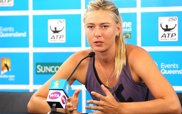 Sharapova (Foto: Getty Images)