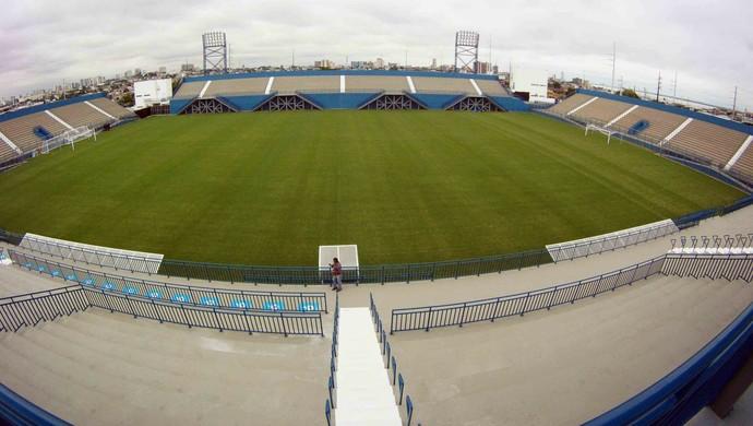 Estádio Ismael Benigno Colina Manaus (Foto: Mauro Neto/Sejel)