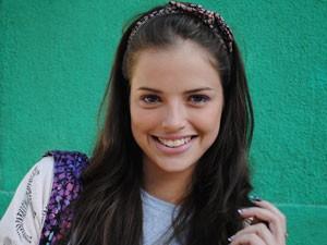 Agatha Moreira na pele de Ju (Foto: Malhação / Tv Globo)