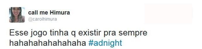 Internautas se divertem com o jogo da vida Global do Adnight (Foto: Reprodução)
