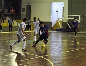 Maranhão e Balsas jogam por vaga na Liga Nordeste de futsal 2011 (Foto: Divulgação/Biaman Prado)
