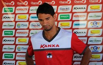 Flamengo-PI negocia contratação  do zagueiro Rafael Araújo, ex-River