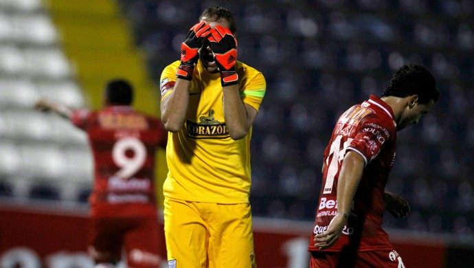 George Forsyth goleiro Alianza Lima (Foto: Reuters)
