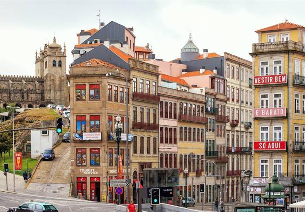 Porto, Portugal  (Foto: Wikimedia Commons)