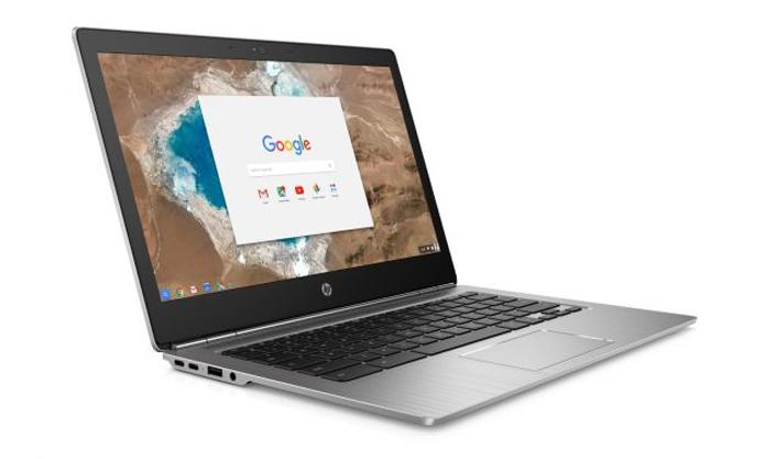 Novo Chromebook da HP tem tela de 13 polegadas e alta resolução (QHD+) (Foto: Divulgação/HP)