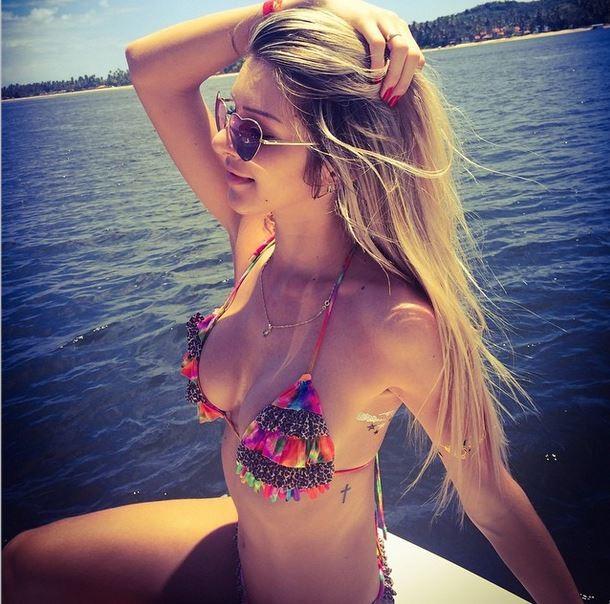 Tatiele Polyana (Foto: Instagram)