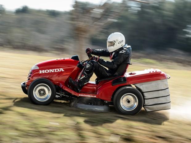 Cortador de grama da Honda, o Mean Mower (Foto: Divulgação)