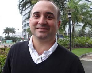 Getúlio: gerente de projetos participa do Jogo de Panelas III (Foto: Mais Você / TV Globo)