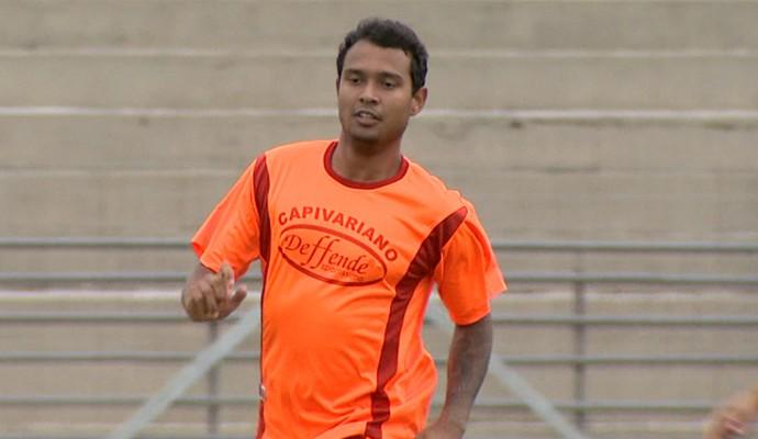 Vinicius, Capivariano (Foto: Reprodução EPTV)