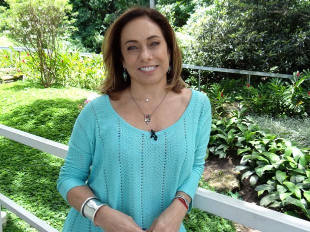 Cissa Guimaraes (Foto: Mais Você / TV Globo)