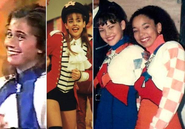 Giovanna Antonelli, Juliana Silveira, Geovanna Tominaga e Michelle Machado (Foto: Reprodução)