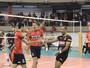 Com campeões olímpicos, Campinas e Sesi-SP abrem semifinal do Paulista