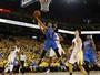 Westbrook e Durant lideram virada, e Thunder vence a 1ª contra os Warriors