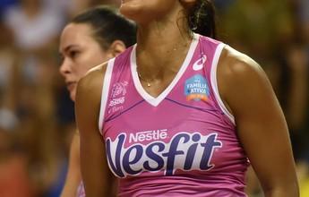 Adenízia e Natália deixam rivais no Brasil e vão jogar no vôlei europeu