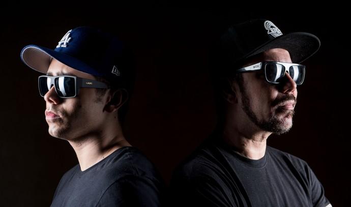 Tropkillaz André Laudz e Zegon (Foto: Divulgação)