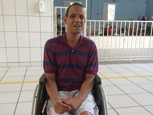 Vila São Cottolengo abriga 365 pessoas com deficiência em Trindade, Goiás (Foto: Vitor Santana/G1)