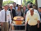 Corpo de Umberto Magnani é enterrado em Santa Cruz do Rio Pardo