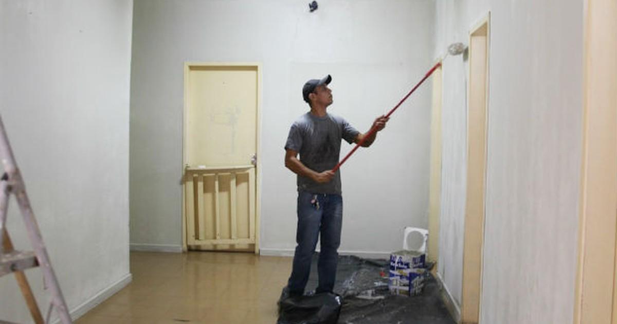 Escolas de Itaúna recebem pintura e manutenção para volta do ano ... - Globo.com