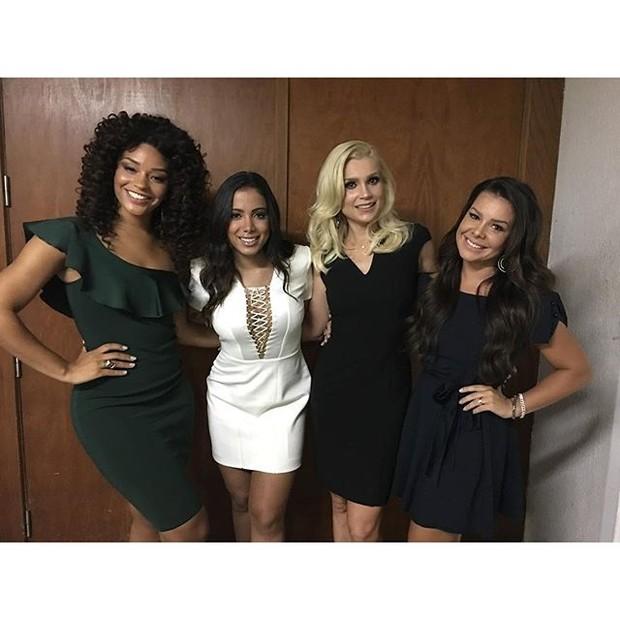 Juliana Alves e mais famosas posam no instagram (Foto: reprodução/instagram)