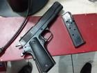 Quatro jovens são presos com arma de uso restrito em Porto Velho
